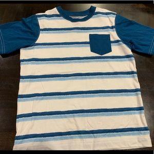Lands' End Boys T-Shirt Size 7